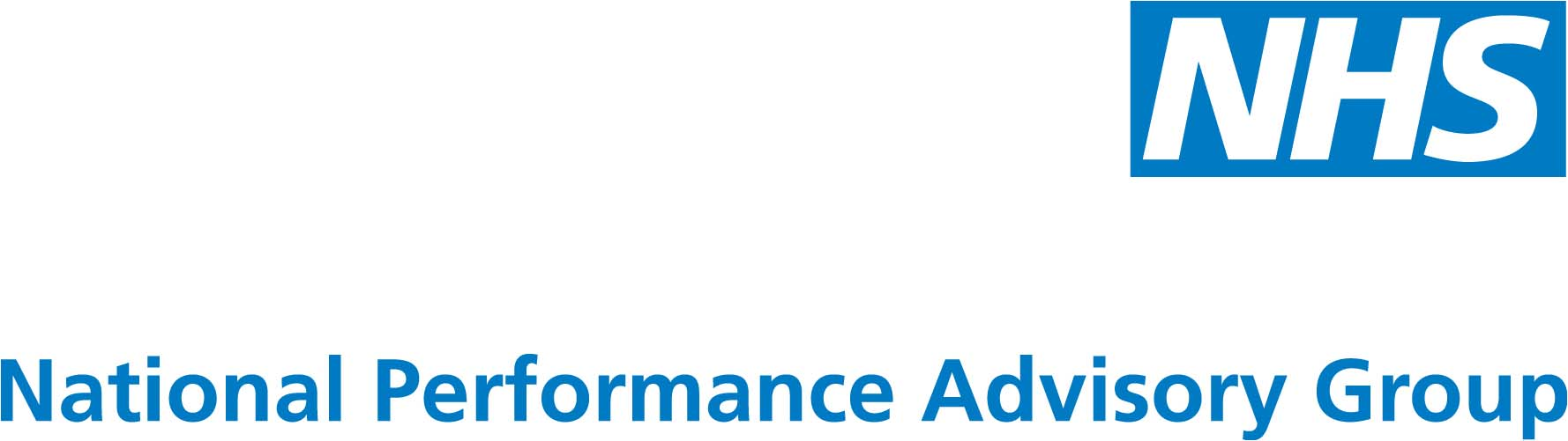 Logo for the National Performance Advisory Group