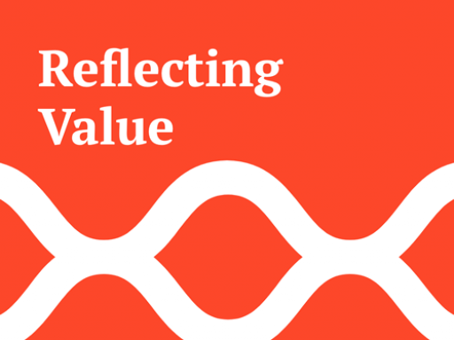 logo for Reflecting Value